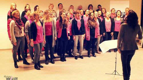 Popkoor Vocalize | Alphen aan den Rijn