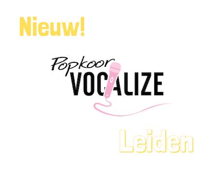 Nieuw: Popkoor Vocalize Leiden! post image