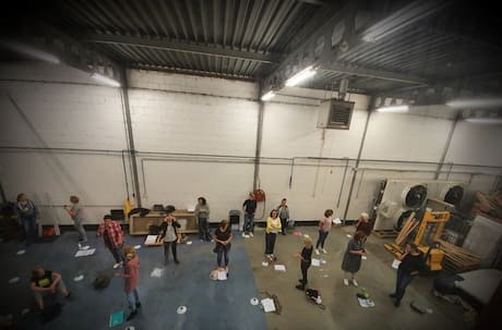 Repetities in volle gang! post image